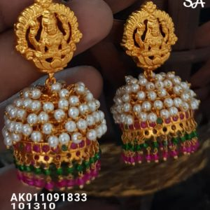 beautiful earrings in vizag
