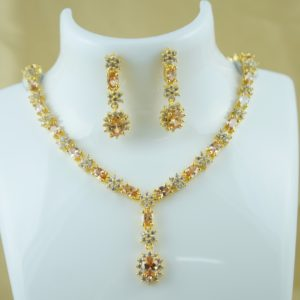 top cz stone necklace collections