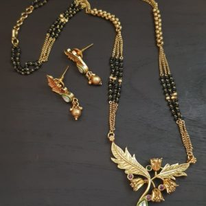 mangalsutra pendant designs in