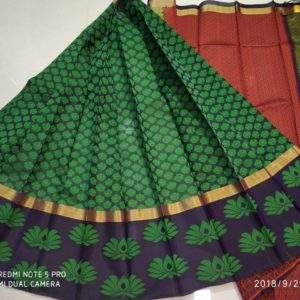 New arrival Kollam Thread Pallu Beautiful Collections