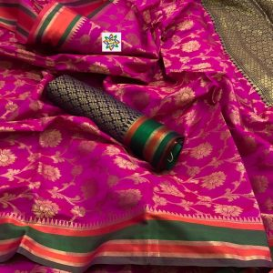 new arrival silk saree collections with best price